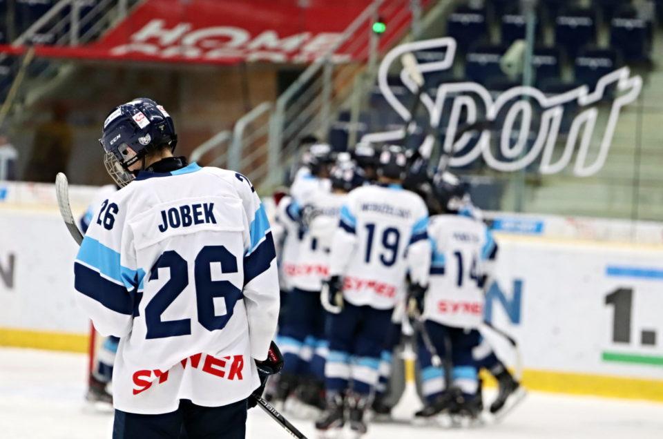 9. třída: TJ Bílí Tygři Liberec – HC Dukla Jihlava