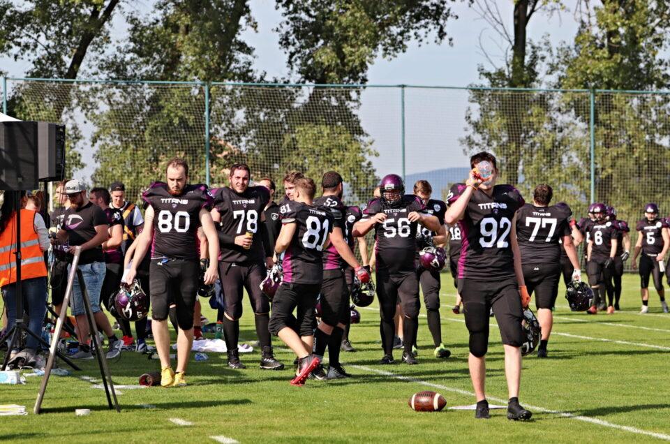 Titans Liberec – Příbram Bobcats